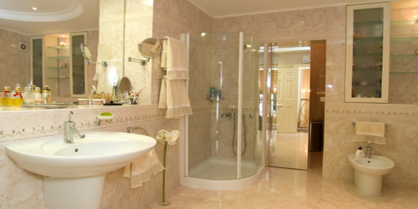 Bathroom fitters in cumbernauld glasgow t addison for New bathroom images